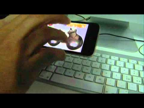 Video of Spanish Castanets