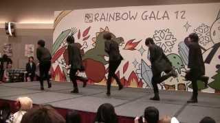 Triangle5 - Rainbow Gala 12 22/12/2013 嵐 Breathless [2/3]