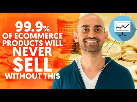 , title : '99.9% Of eCommerce Products Will NEVER Sell Without this!   eCommerce Marketing Strategy