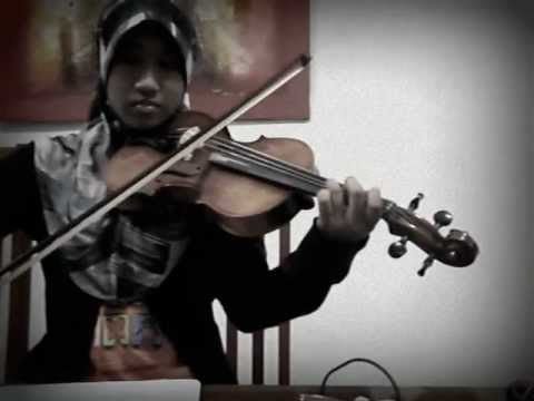 Tunggu Sekejap - P.Ramlee/Saloma (violin cover~ my version)