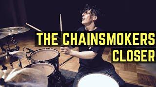 The Chainsmokers - Closer (T-Mass Remix) | Matt McGuire Drum Cover