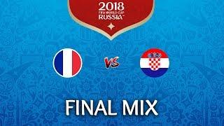 France vs Croatia ⚡️ World Cup Final