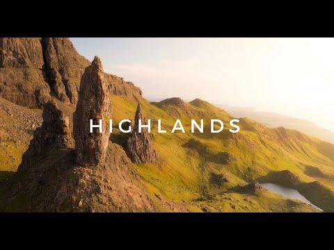 Skotská vysočina – pohádková krajina a turistické must-see