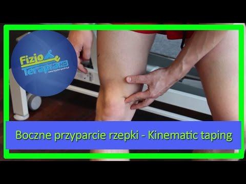Ból w mięśniu łydki lewej nogi