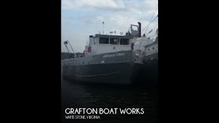 Used 1971 Grafton Boat Works 72 for sale in White Stone, Virginia