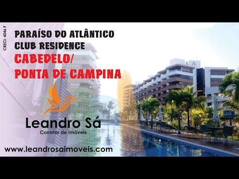 Paraíso do Atlântico - Apartamento, Cabedelo, Ponta de Campina