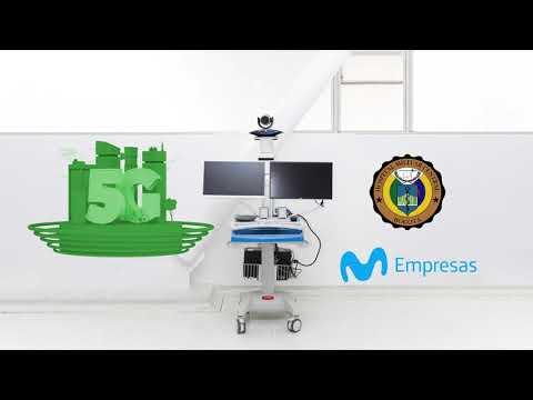 HOMIL y Movistar Empresas presentan segundo piloto 5G