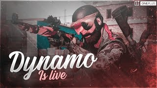 PUBG MOBILE LIVE WITH DYNAMO | CHICKEN DINNER HUNTING | SUBSCRIBE & JOIN ME