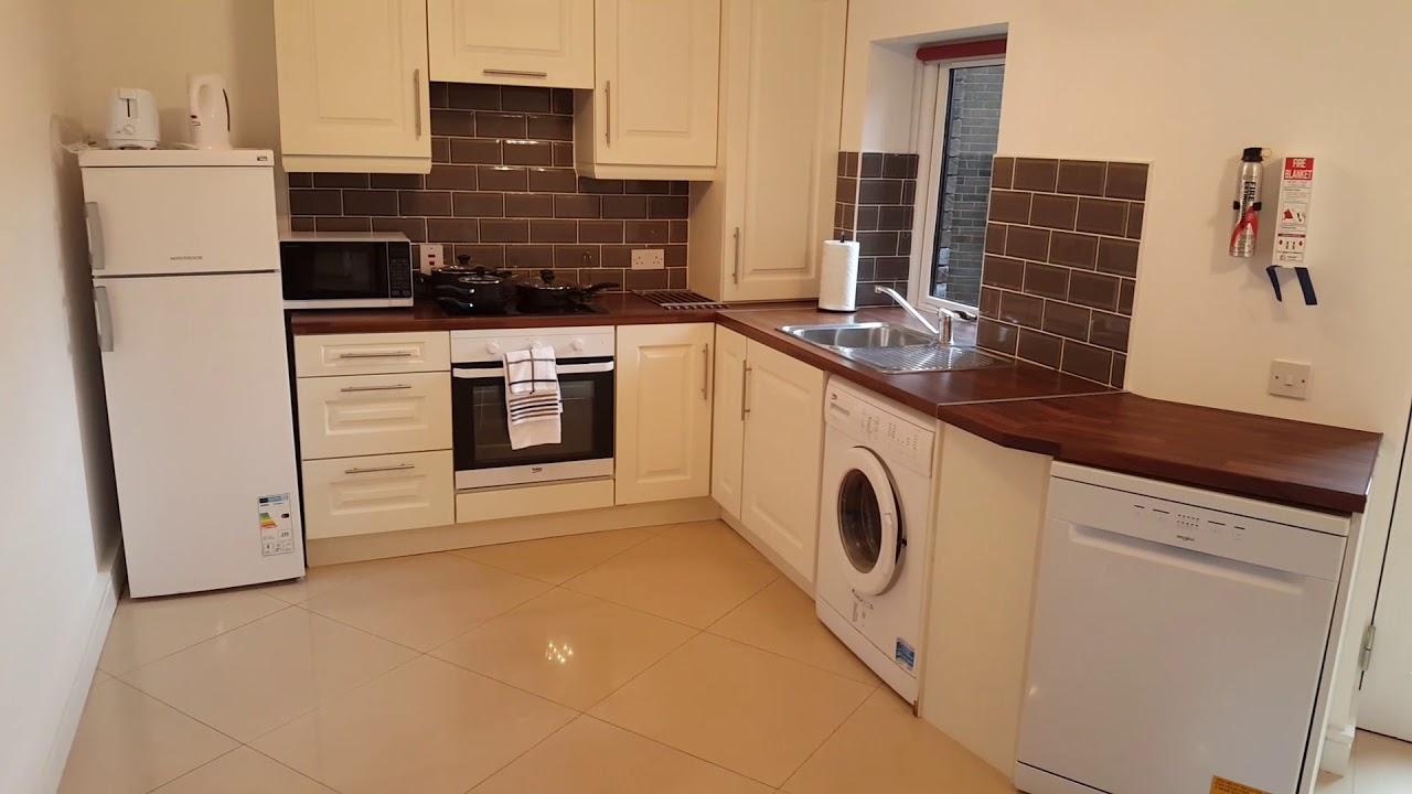 Modern 2-bedroom flat to rent with garden in Stoneybatter
