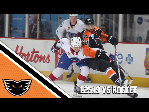 Rocket vs. Phantoms | Jan. 25, 2019