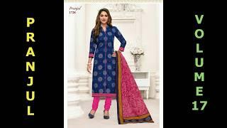 de0a7b78ca pranjul cotton dress materials online - मुफ्त ऑनलाइन ...