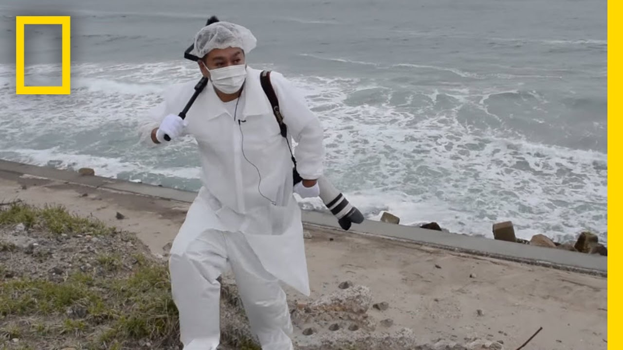 An Eerie Look Inside Japan's Nuclear Exclusion Zone | National Geographic thumbnail