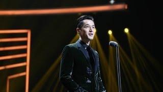 胡歌品质盛典 Hu Ge's acceptance speech at 2017 China Quality TV Drama Awards