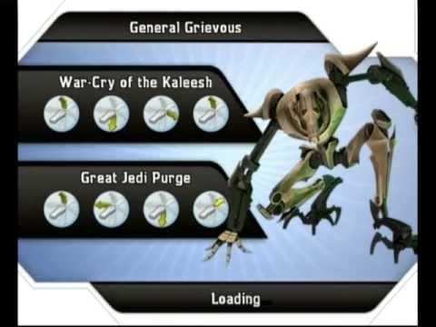 Видео № 1 из игры Star Wars The Clone Wars: Lightsaber Duels (Б/У) [Wii]