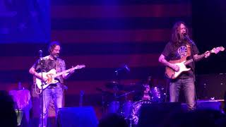 The CRB, World on a String / Roll Another Number, Fillmore 2017