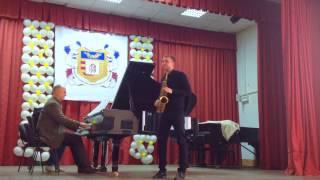 "А.Ривчун ""Концертный этюд""A. Rivchun "" Concert Etude"" Булыгин Михаил. Bulygin Mikhail."
