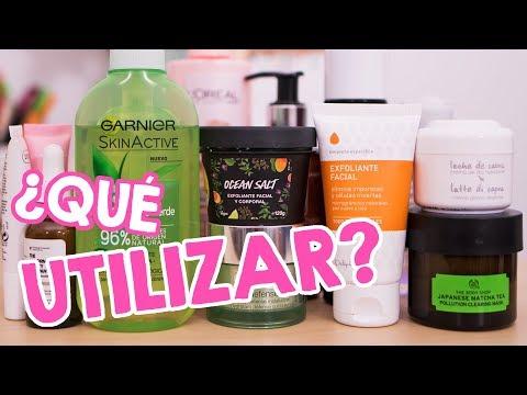 BÁSICOS de Limpieza y Cuidado Facial Diario | ¿Qué Útilizar?