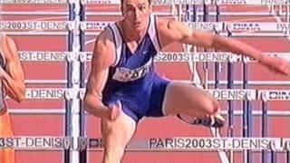 Dmitriy Karpov- 110m Hurdles 2003