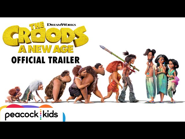 THE CROODS: A NEW AGE Trailer