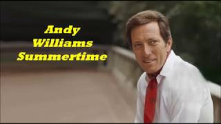 Andy Williams........Summertime..
