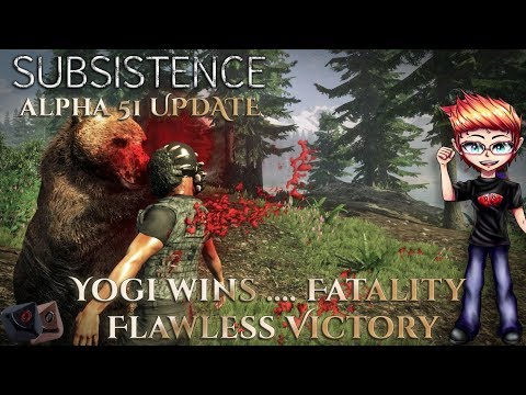 Subsistence Alpha 51 UPDATE - MAJOR Map Expansion