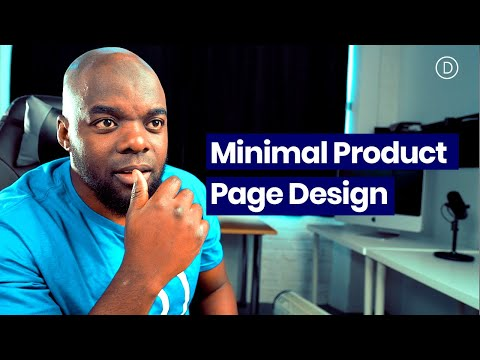 How to Create a Minimal Product Page with Divi's WooCommerce Modules