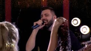 NIN Festive   FLORI, KLAJDI E BRUNO I Japin Flakë Skenës   02.01.2018