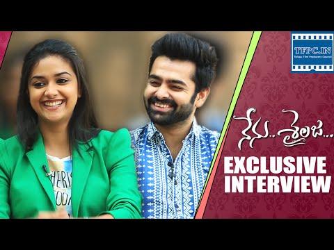 Nenu Sailaja Movie Exclusive Interview