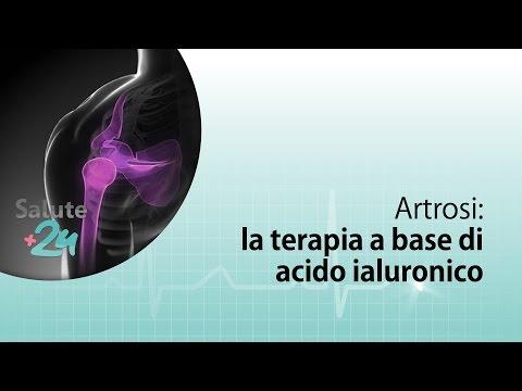 Articolazioni del ginocchio nei pazienti con diabete mellito