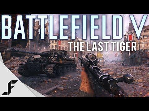 The Last Tiger Challenges   Battlefield V BUGS - смотреть