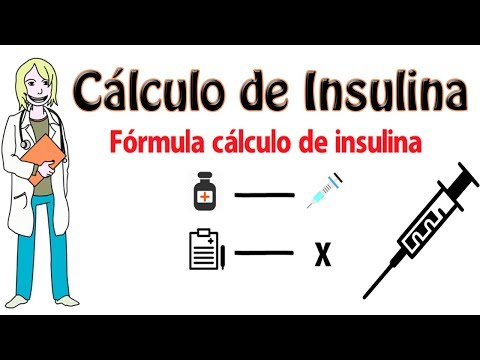 0 seringa de 1 ml de insulina