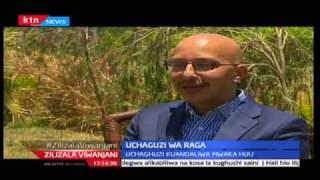 Zilizala Viwanjani: Uchaguzi wa raga