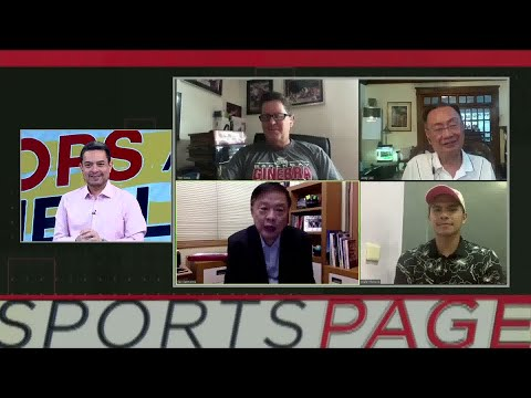 [Sport5]  PBA: Hoops & Health | Sports Page