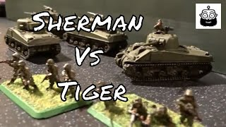 Sherman Tank Vs Tiger Tank (facts And Misconceptions)