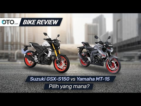 Suzuki GSX S150 vs Yamaha MT 15 | Bike Review | Pilih yang Mana | OTO com