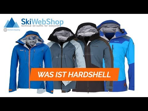 Was ist Hardshellkleidung? | SkiWebShop
