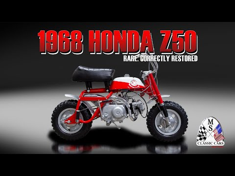 1968 Honda Minibike (CC-1262641) for sale in Seekonk, Massachusetts