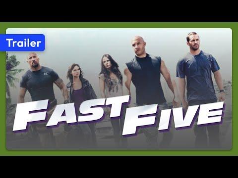 Fast Five Movie Trailer
