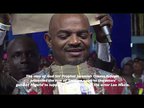 SURPRISINGLY: #3,000,000 WAS GIVEN TO A NOLLYWOOD ACTOR
