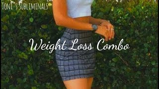 extreme weight loss subliminal one listen - TH-Clip