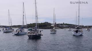 Suwenas Sailing Video Of The Isles Of Scilly