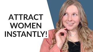 5 BEHAVIORS THAT MAKE YOU EXTREMELY ATTRACTIVE TO WOMEN 😏 (HOW TO BE ATTRACTIVE TO WOMEN)