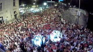 preview picture of video 'Dax Chante la Pena Baiona'