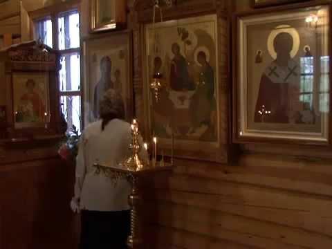 Церковь серафима саровского спб