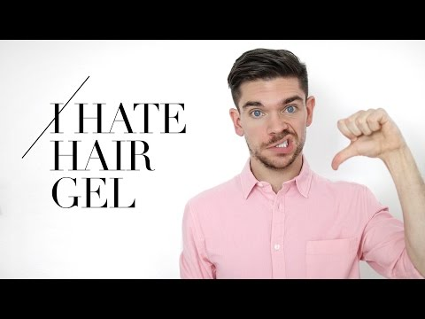Why I Hate Using Hair Gel   Men's Hair