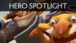 Dota 2 Hero Spotlight - Techies