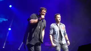23.07.2018 Barcelona - Luis Fonsi & Antonio Orozco, Ya lo sabes (HD)