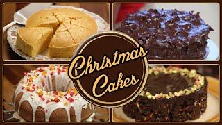 Eggless Cake Recipes | Easy To Make Cakes | Rajshri Food
