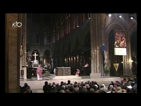Messe du 15 mars 2015