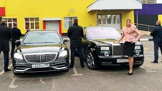 Машины миллиардера Андрея Ковалева. Про *кур, инфоцыган, кидалово, понты